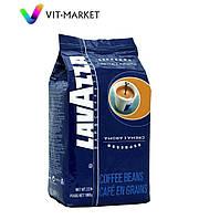 Зерновое кофе 1 кг Lavazza Crema e Aroma Espresso Blue код KL1002