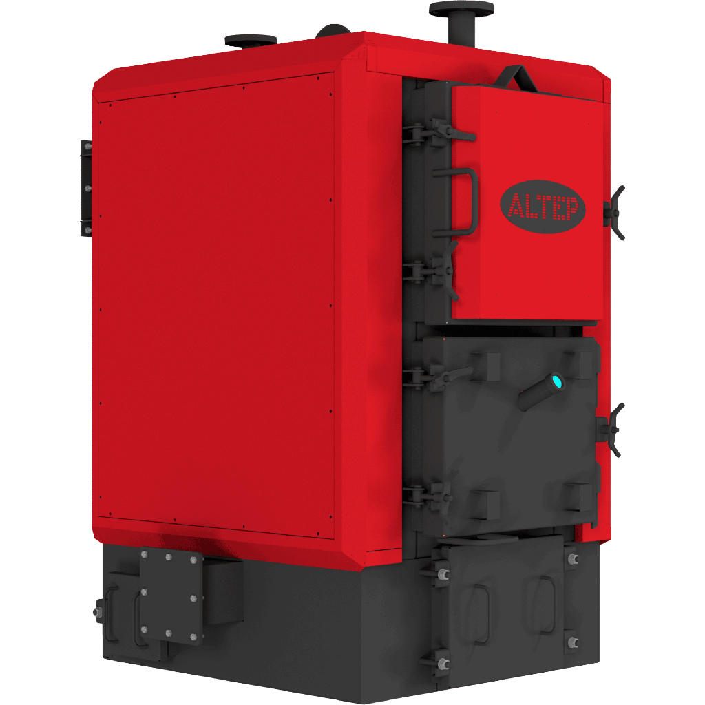 Котел отопительный жаротрубный Альтеп Bio Uni 400 квт