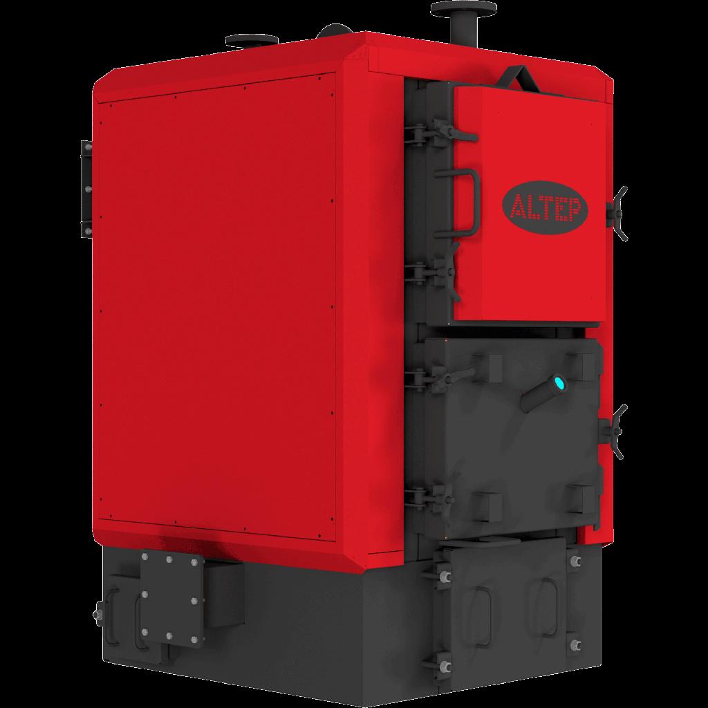 Котел отопительный жаротрубный Альтеп Bio Uni 500 квт