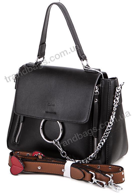Женская сумка 2097S black Брендовые женские сумки 9048f87c1b781