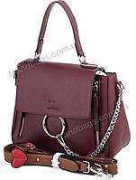 Женская сумка 2097S wine Брендовые женские сумки, недорого купить в Одессе 7 км