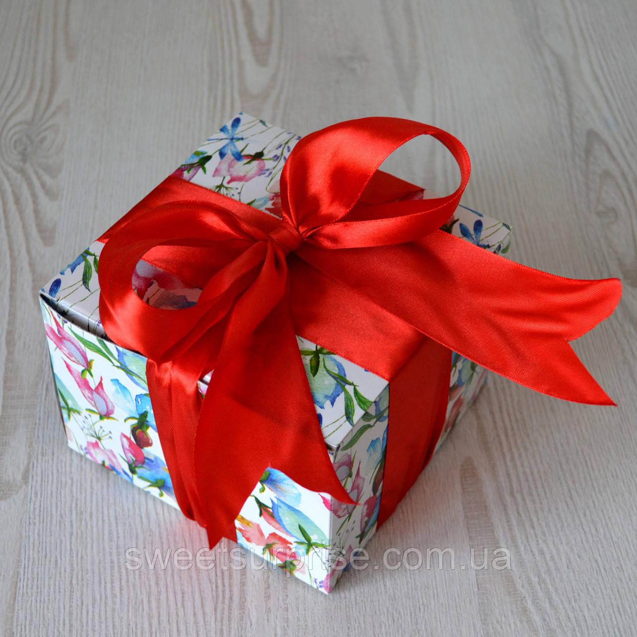 Вкусный подарок на 8 марта для девочки в школу