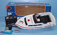 Детский игрушечный Катер 757Т-022C на р/у аккум.