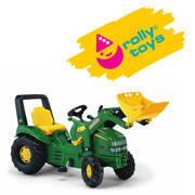 Трактора Rolly Toys (Германия)