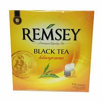 Черный Чай Классический Remsey Black Tea, 150 грамм