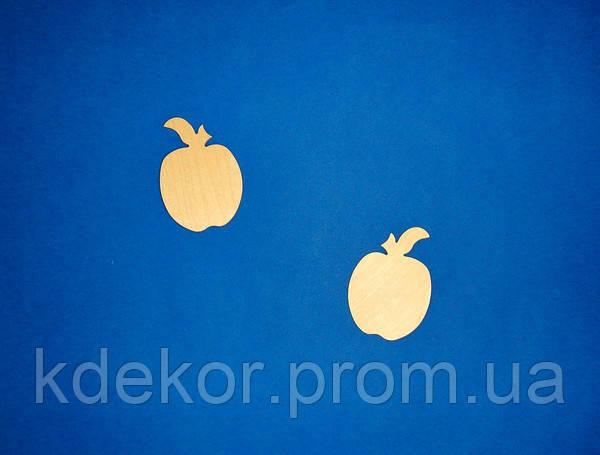 Яблочко (Яблоко) заготовка для декупажа и декора
