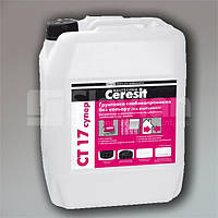 Грунтовка глубокопроникающая (под покраску) Ceresit CT 17 Супер, 10л
