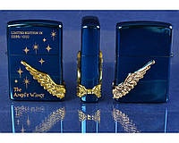 Зажигалка бензиновая Zippo The Angel Wings 4209-3