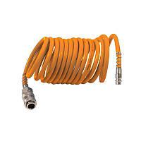 Шланг спиральный 15м Grad (7012035)