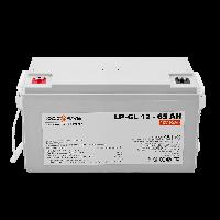 Аккумулятор гелевый 65Ач LogicPower LP-GL 12-65