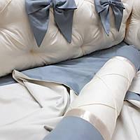 Бортики + постельное белье , фото 1