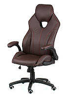 Кресло компьютерное Special4You Leader Brown