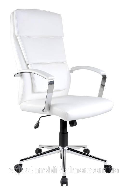 Комп'ютерне крісло AURELIUS (білий) (Halmar)