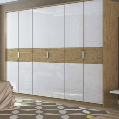 Шафа (шкаф) з ДСП/МДФ в спальню/вітальню/дитячу Верона 6Д Миро-Марк