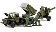 Игрушечная военная техника