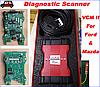 Двухплатный VCM II VCM2 OBD2 Wi-Fi IDS сканер диагностики авто Ford Mazda