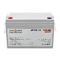 Аккумулятор гелевый LogicPower LP-GL 12-120
