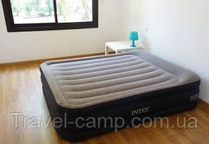 Надувна двоспальне ліжко INTEX - 64136, фото 2