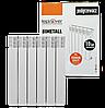 500/80 Биметаллический радиатор 6 секций TEPLOVER