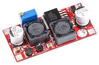 XL6009-1 Повышающий/понижающий Импульсный DC-DC преобразователь на XL6009 от 5-32В до 1,25-35В, до 4А