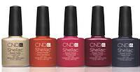 Стартовый Набор CND Shellac, 5 цветов на выбор