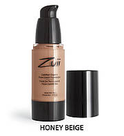Рідка тональна основа Honey Beige Zuii Organic