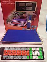 Весы Торговые настольные электронные со стойкой CAS 101+ ДО 50 КГ, фото 2Весы Торговые настольные электронные