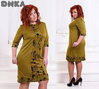 Платье женское большие размеры /д1362, фото 1