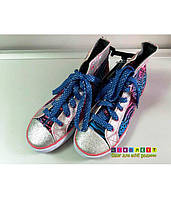 Кеды Подростковые на шнурках на девочку Airspeed детские Цветные