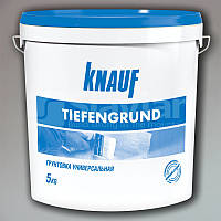 Грунтовка глибокого проникновения Knauf Тифенгрунд, 5кг