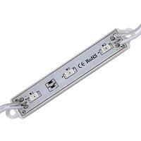 DX Светодиодный модуль Biom SMD5730-3*0.5W, red, 12В, IP65