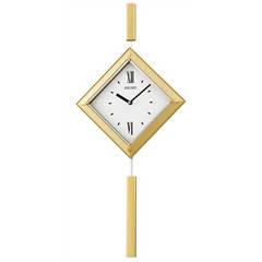 SEIKO QXC231G часы настенные с маятником