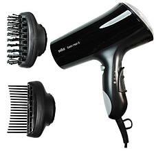 Фен для волос и насадки