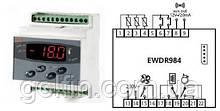 Електронний контролер EWDR 984 (на DIN-рейку)