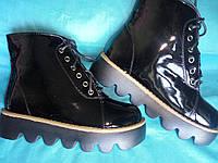 Демисезонные женские ботинки Размер 40