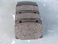 Колодки тормозные передние ВАЗ 2101, 2102, 2103, 2104, 2105, 2106, 2107 FERODO зеленые