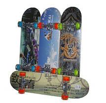 Скейт с подстветкой