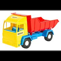 Мини самосвал арт. 39208, игрушечный грузовик, игрушка, детская машинка
