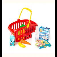 Корзинка «Супермаркет» [Арт.362в2], детский игровой набор