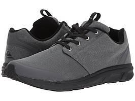 Кроссовки/Кеды (Оригинал) Quiksilver Voyage Textile Grey/Grey/Black