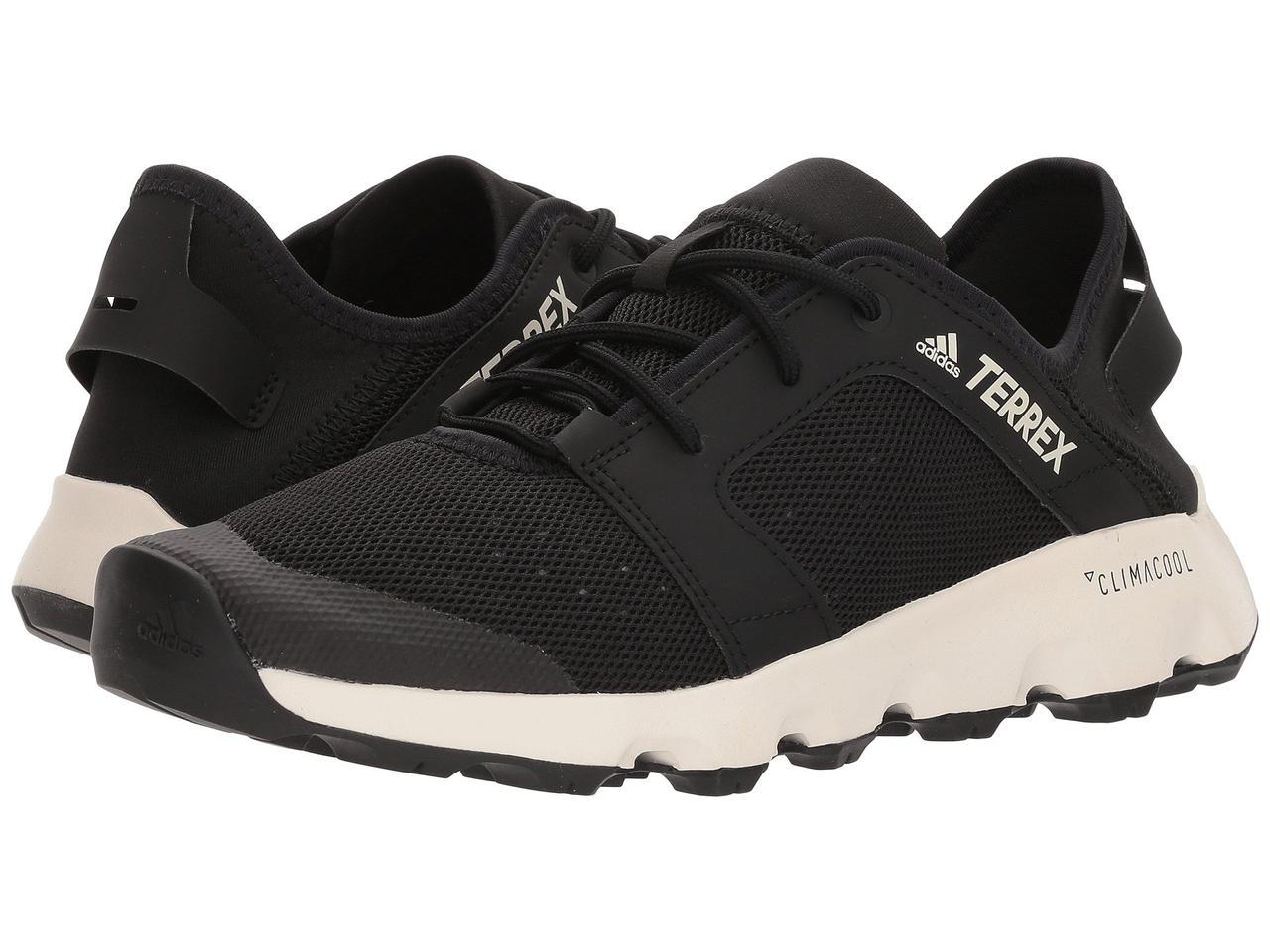 Кроссовки/Кеды (Оригинал) adidas Outdoor Terrex CC Voyager Sleek Black/Black/Chalk White