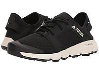 Кроссовки/Кеды (Оригинал) adidas Outdoor Terrex CC Voyager Sleek Black/Black/Chalk White, фото 1