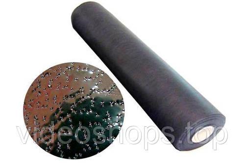 Пленка черная с микроперфорацией 30мкм 1,8*100м