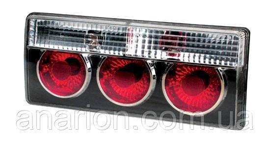 Задние фонари на ВАЗ 2105 (черные) №1 только левый фонарь.
