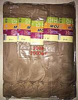 Качественные капроновые носки женские бежевого цвета