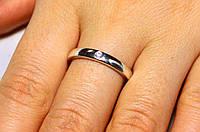 Кольцо серебро 925 проба 17 размер АРТ1189, фото 1
