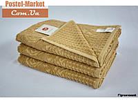 Набор горчичных бамбуковых полотенец Flavia Arya