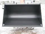 Ковш на погрузчик от 1.5м³, фото 2