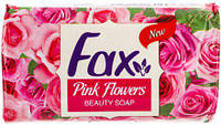 Мыло Fax Розовые цветы 140 гр.