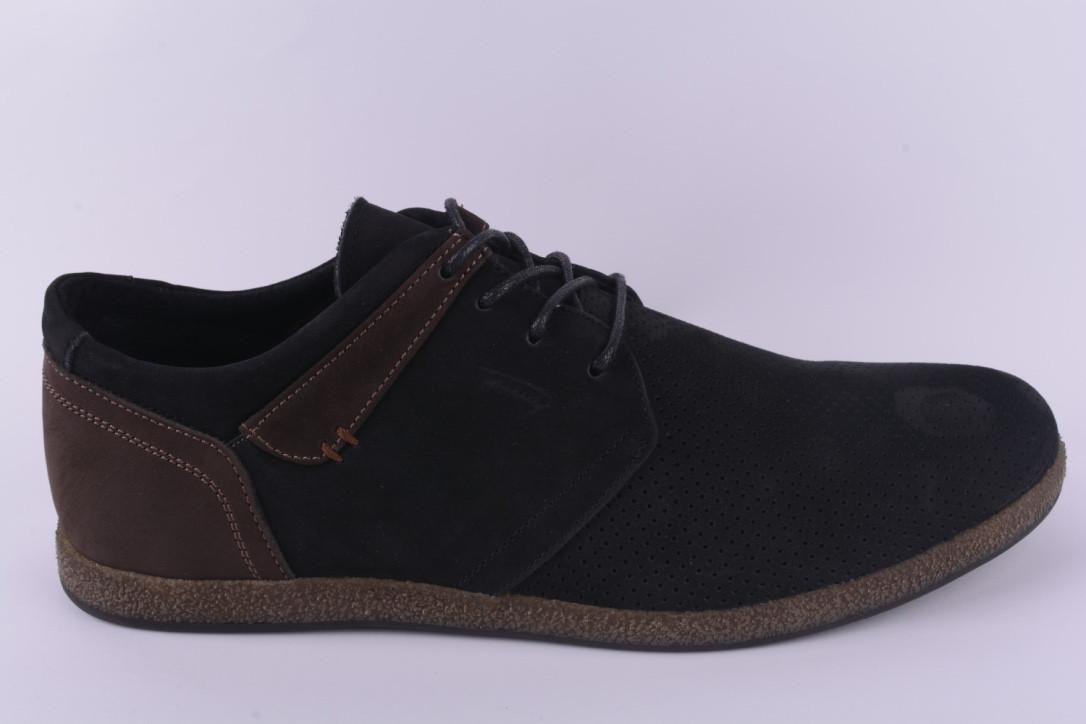 Мужские туфли замшевые черные 40, 41, 42, 43, 44, 45
